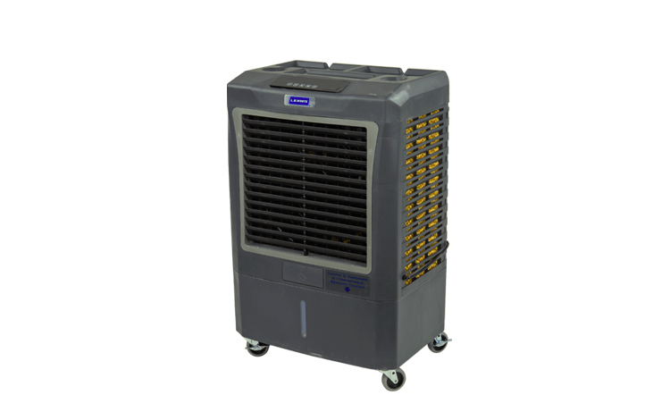 Reeves Supply, an L.B. White brand, offers a quiet, durable, cost-effective portable evaporative cooler.