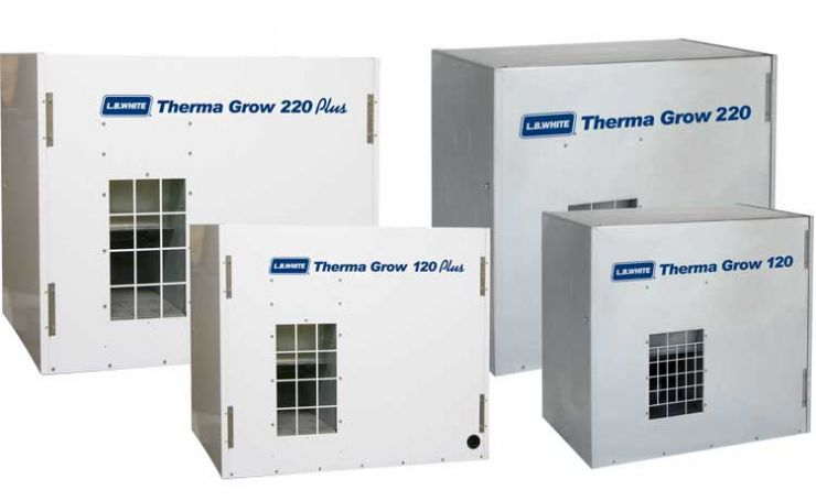 Therma Grow Forced Air Heaters