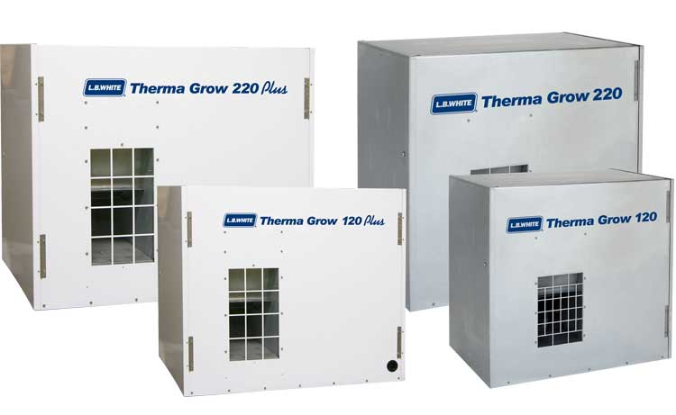 Therma Grow™ greenhouse heaters