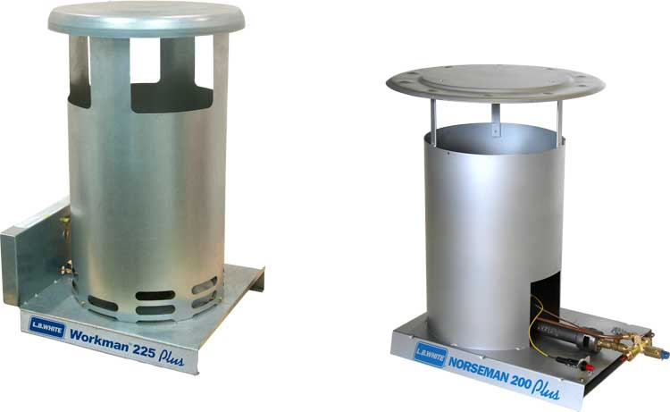 Convection Gas Heaters