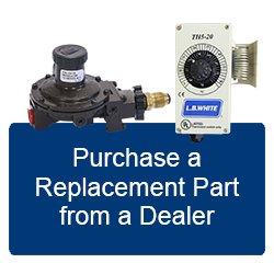 Purchase a replacement part from a dealer.